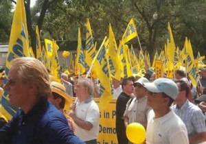 Iranian Dissidents Gather High-profile Support