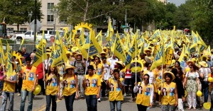 Iranians Rally in DC to Demand Delisting of MEK