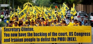 AFP: Thousands Demand removal of MEK from FTO List