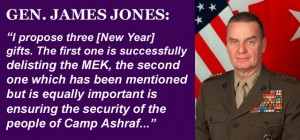 James Jones Calls for Delisting of MEK