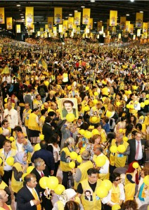 Tens of Thousands of Iranians Demand MEK Delisting