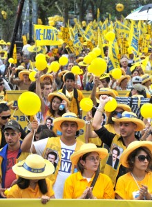 DC Rally Draws Thousands Calling for MEK Delisting