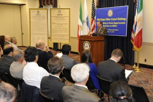 Bi-Partisan Members of Congress Deplore 450-Day Delay by State Department in Completing Court-Mandated Review of MEK Designation